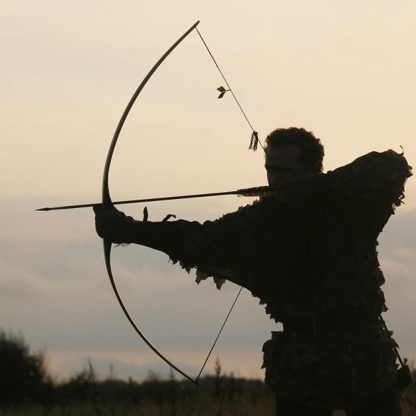 La chasse à l'arc