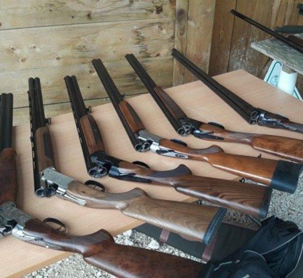 Formation nouveaux chasseurs / aguerrissement au tir