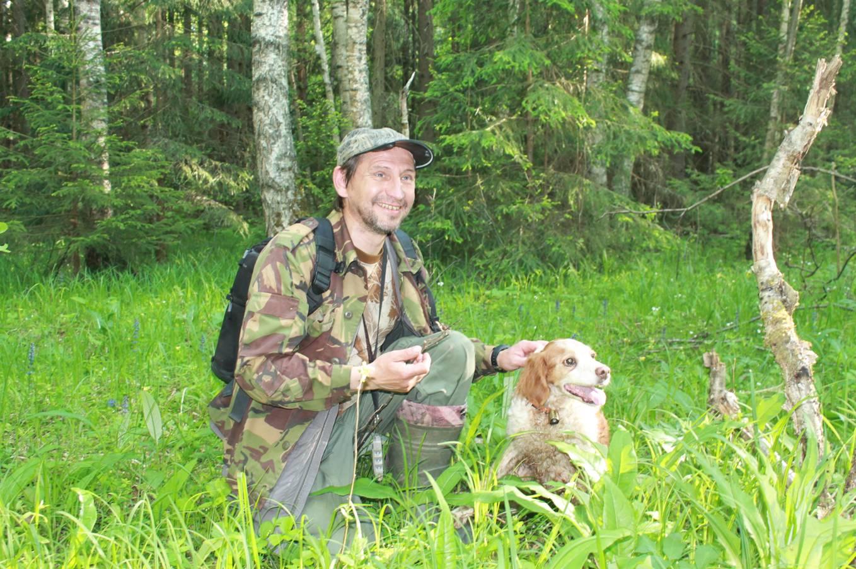 Suivi de la Bécasse des bois en Russie centrale