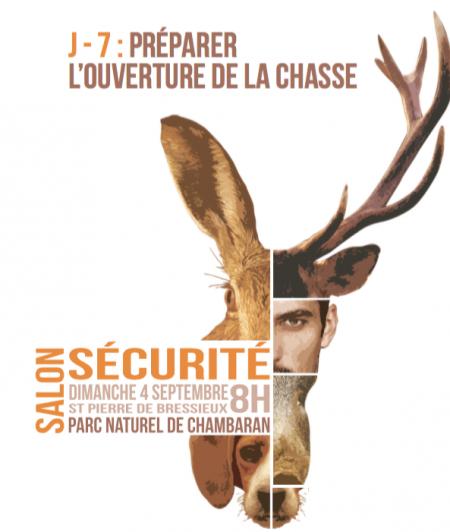 Sécurité à la chasse : un salon dédié en Isère le 4 septembre 2016 !