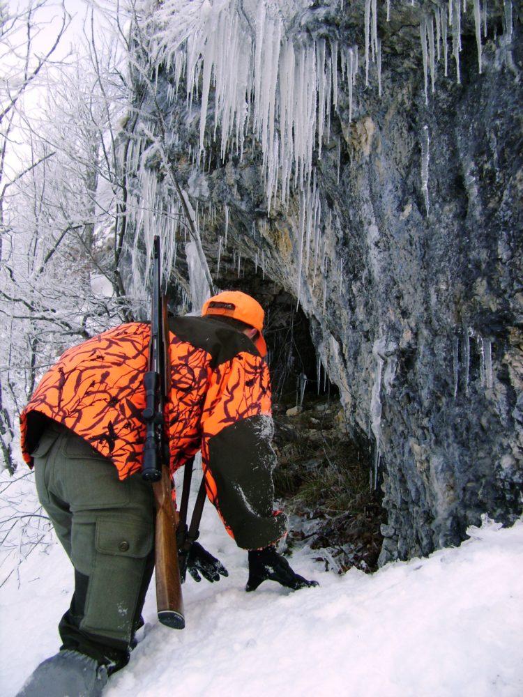Bien choisir son arme pour chasser le chamois en montagne