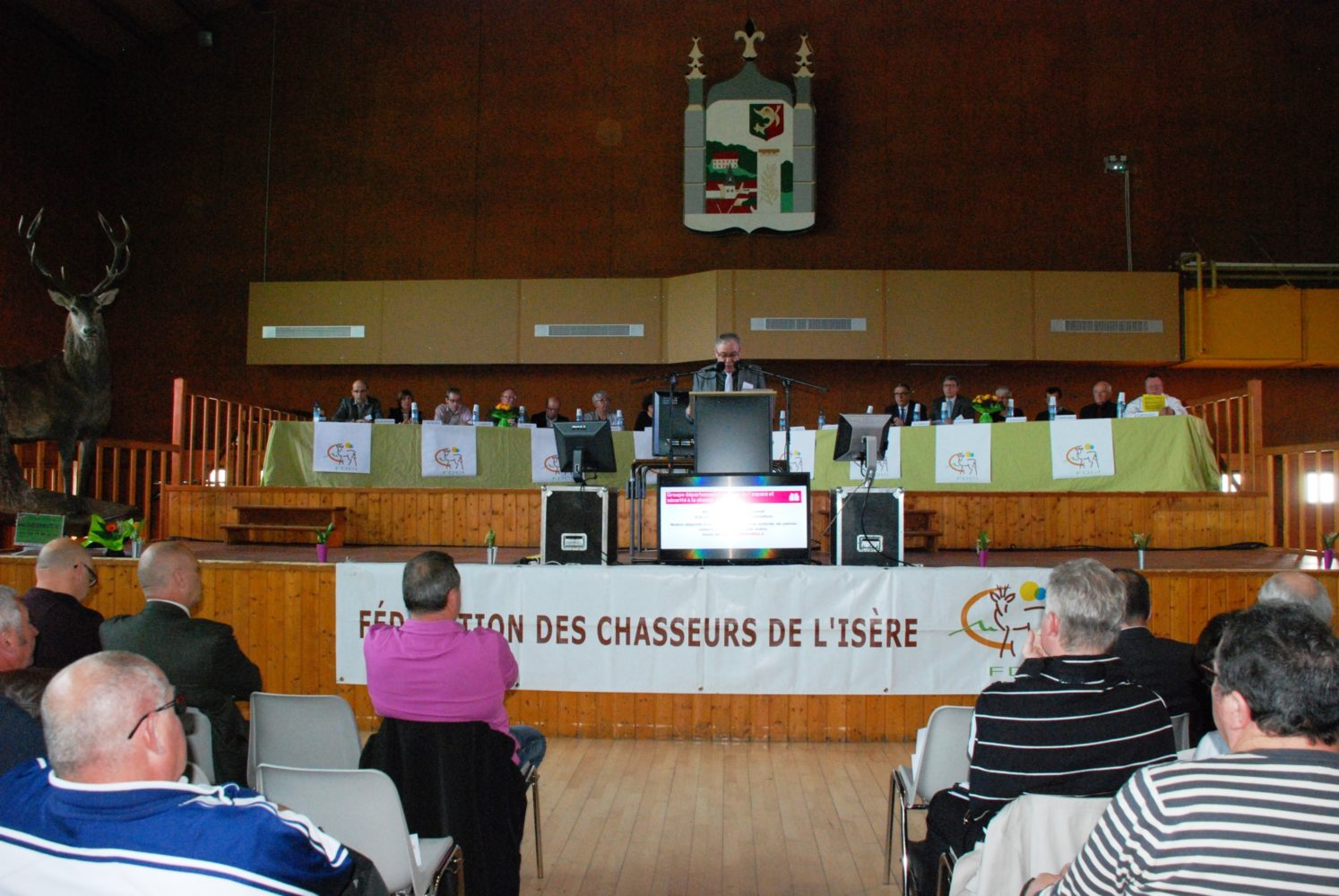Samedi 29 avril: Assemblée-Générale des Chasseurs de l'Isère à Vif