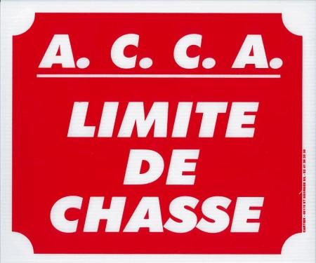 Réunion ACCA du 8 avril annulée