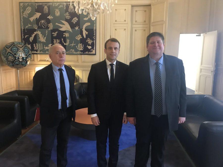 Le Président de la République lance les réformes de la chasse française