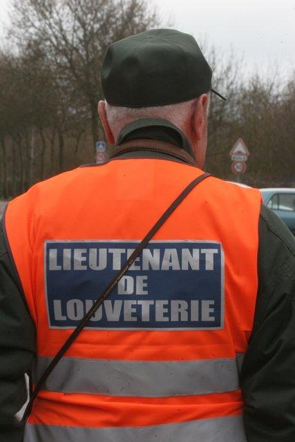 Louveterie : appel à candidature