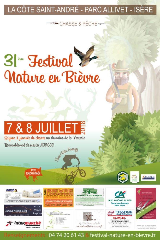A vos agendas: le Festival Nature en Bièvre réinvestit le parc allivet les 7 et 8 juillet