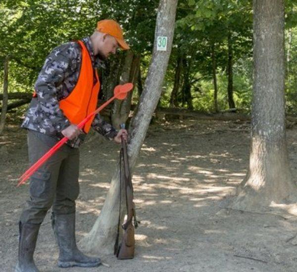 Formation sécurité à la chasse